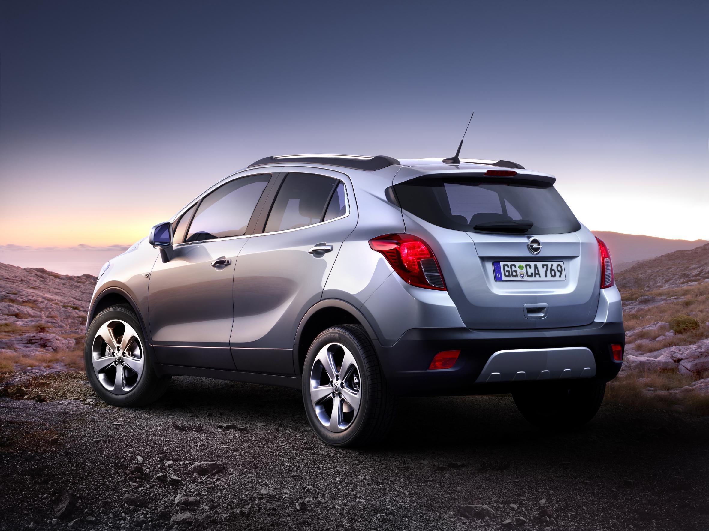 Opel Mokka X.