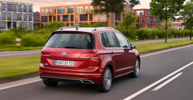 Die neue Lackierung des Golf Sportsvan heißt bei VW