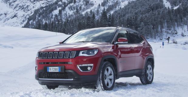 Jeep Compass 1.4 Limited: Eine sichere Sache