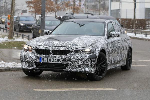BMW 3er-Serie.