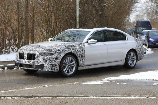 BMW 7er-Serie.