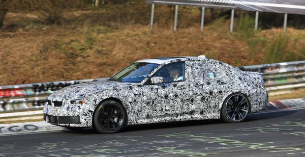 BMW M3 Erlkönig.