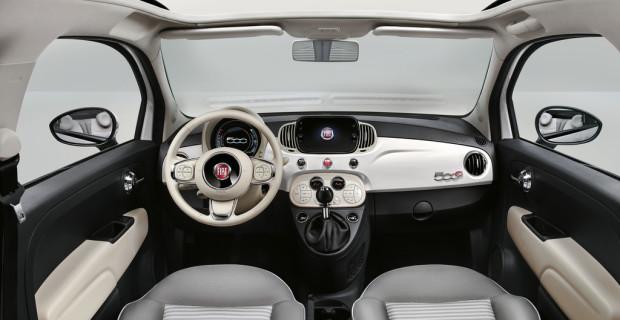 Fiat 500 Cabrio Collezione.