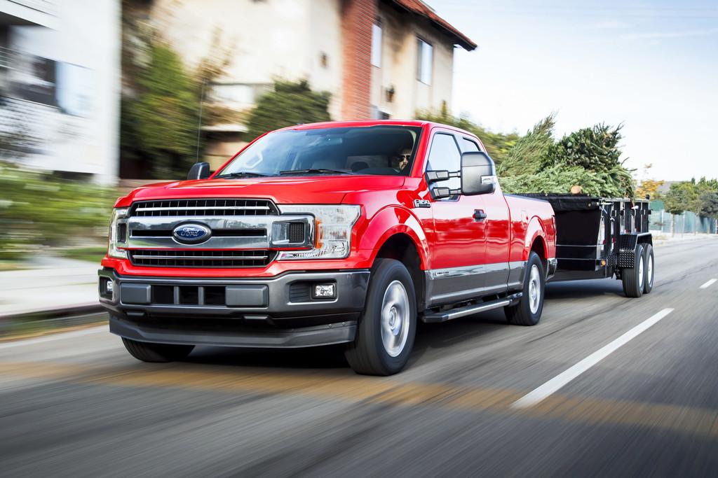 Jato: Ford F-150 beliebtestes Fahrzeug