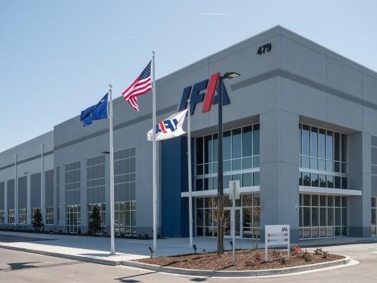 IFA-Werk Charleston.