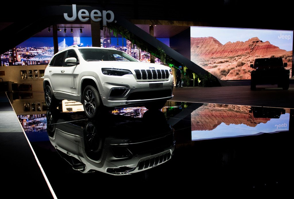 Jeep Cherokee.