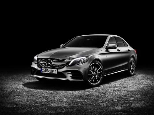 Mercedes-Benz C-Klasse AMG-Line