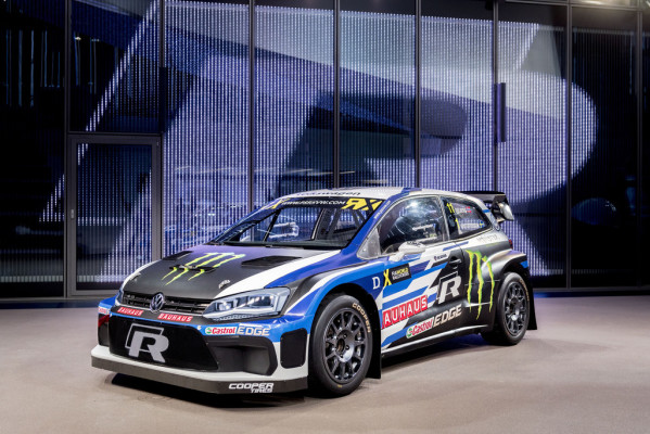 VW Polo R Supercar für die kommende WRX-Saison.