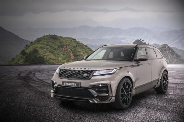 Range Rover Velar von Startech.