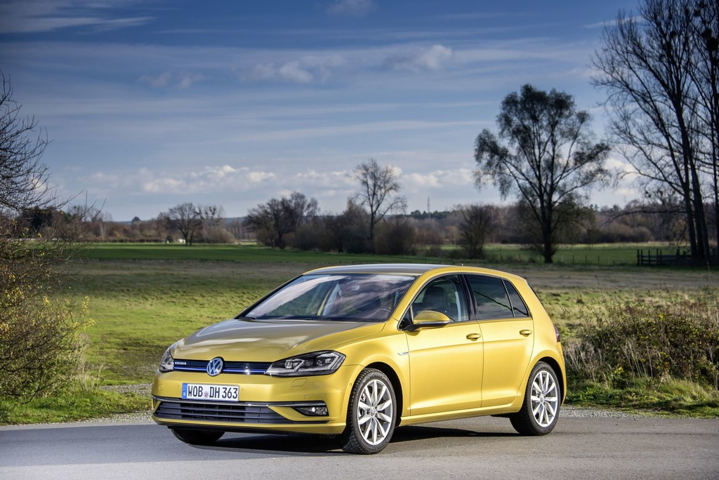 Volkswagen 1.5 TSI ACT Blue Motion.