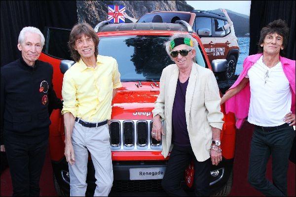 Unverwüstlich: Die Rolling Stones gehen stramm auf die 80 zu, doch sie rocken noch immer jede Bühne.