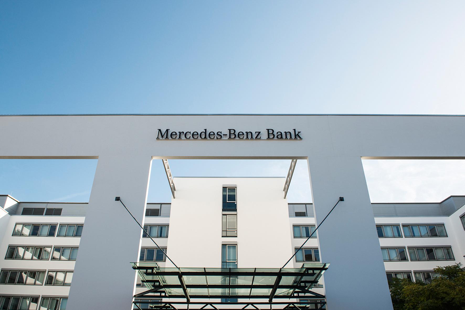 Vom Fahrzeugfinanzierer zum Mobilitätsdienstleister: Mercedes-Benz Bank wächst mit neuen Produkten.