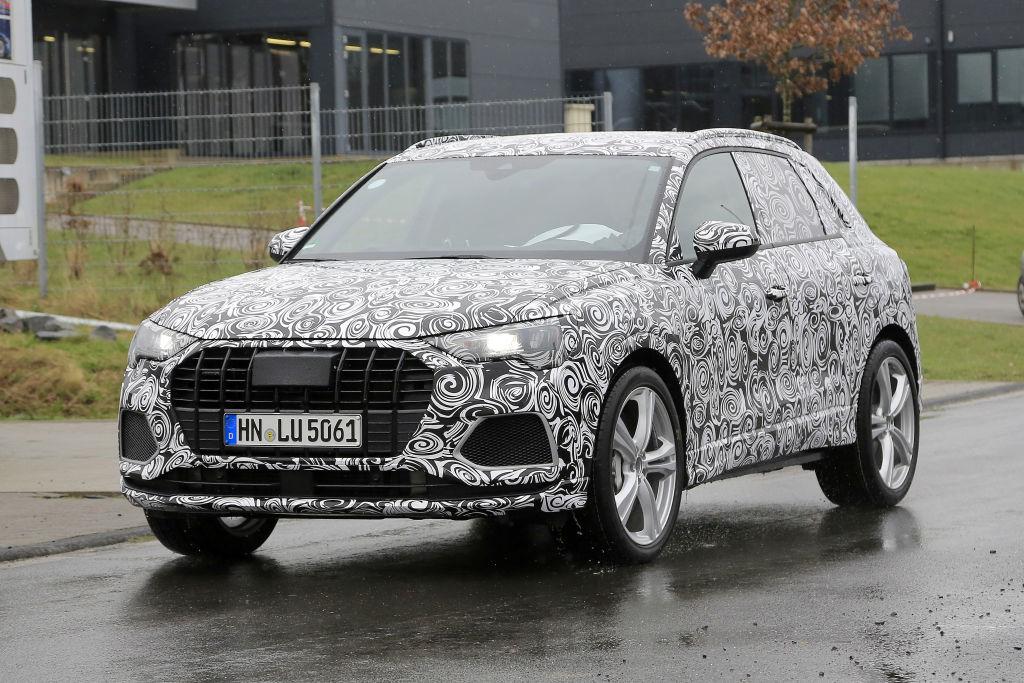 Audi SQ3.