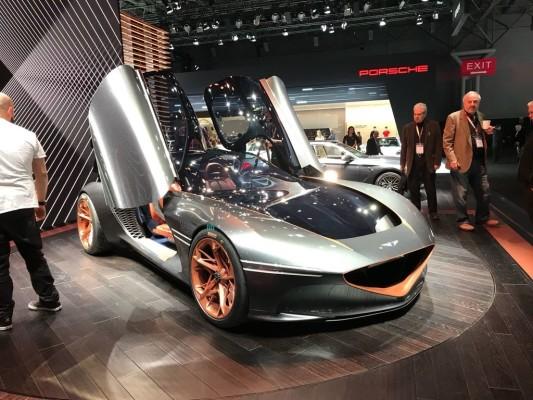 New York Auto Show 2018.