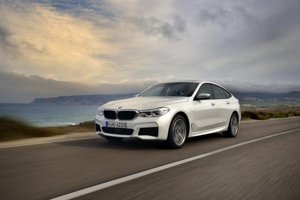 BMW 6er Gran Tursimo