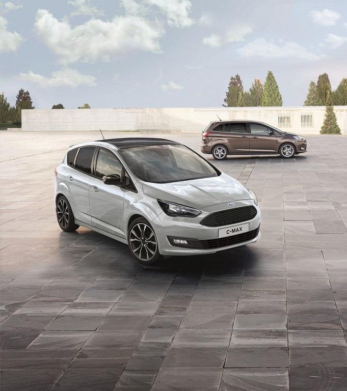 Ford C-Max Sport.