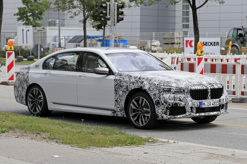 BMW 7er.