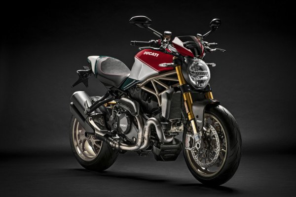 Ducati Monster 1200 25° Anniversario.