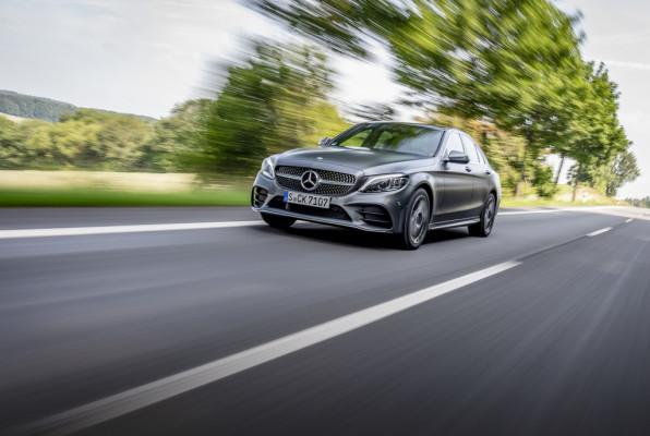 Mercedes-Benz C 300 d.