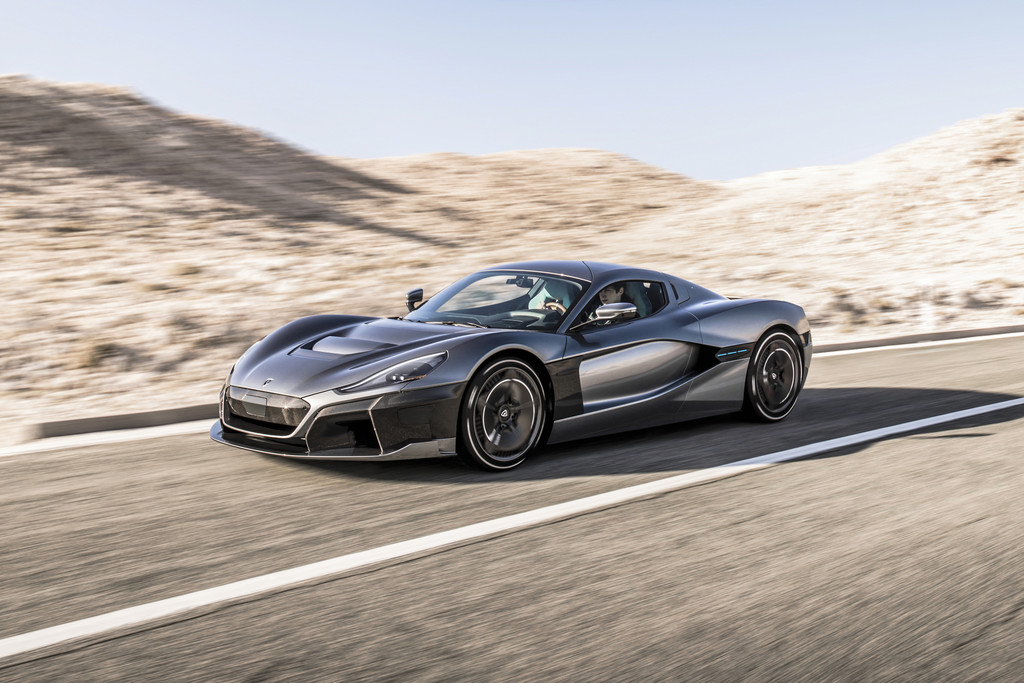 Rimac C Two.