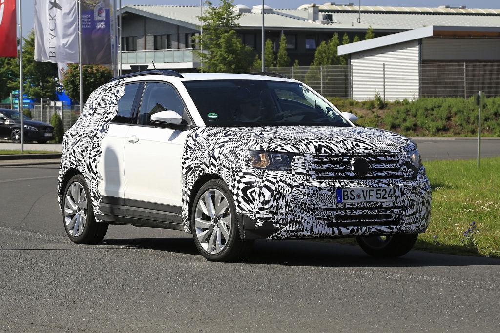 VW T-Roc.