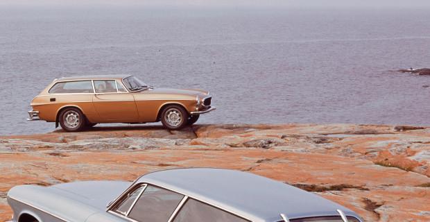 Schaufenster: Aufgrund seiner großen Heckscheibe bekam der Volvo 1800 ES den Spitznamen
