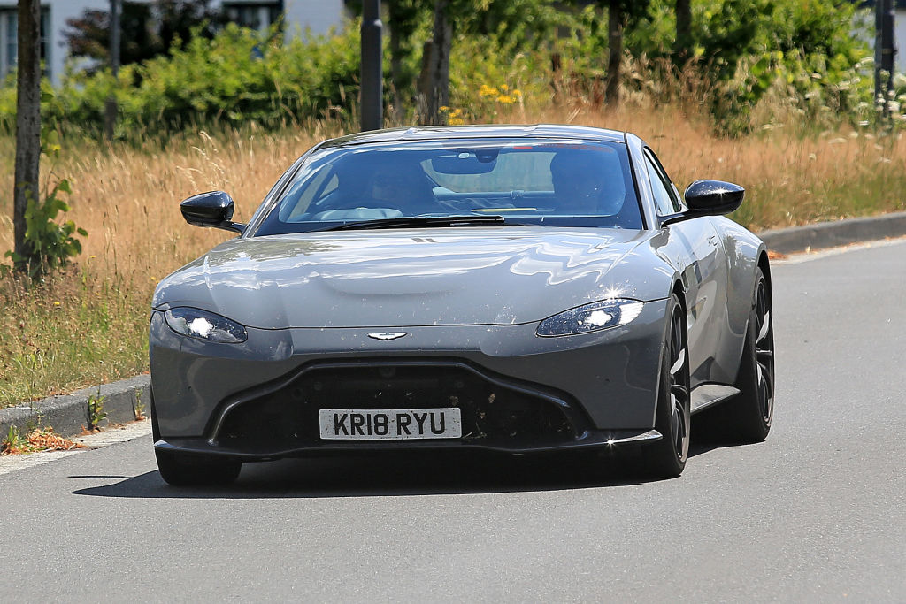 Aston Martin Vantage S.
