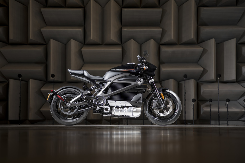 Harley-Davidson Live Wire.