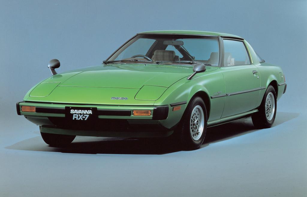 Mazda RX-7 von 1978.