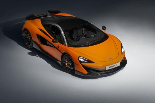 McLaren 600LT.