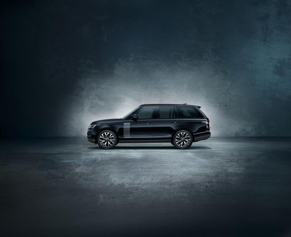 Range Rover Sport Shadow Edition.