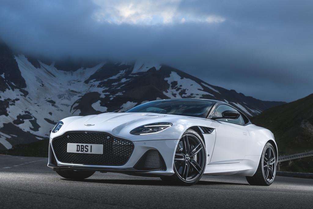 Aston Martin DBS Superleggera.