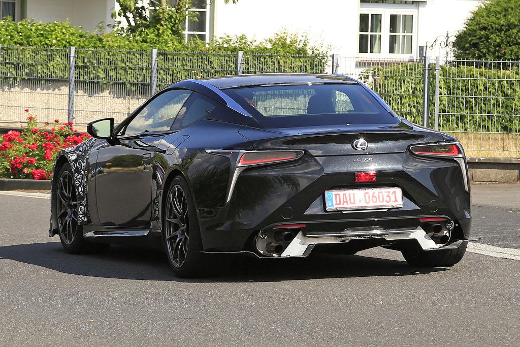 Lexus LC-F.