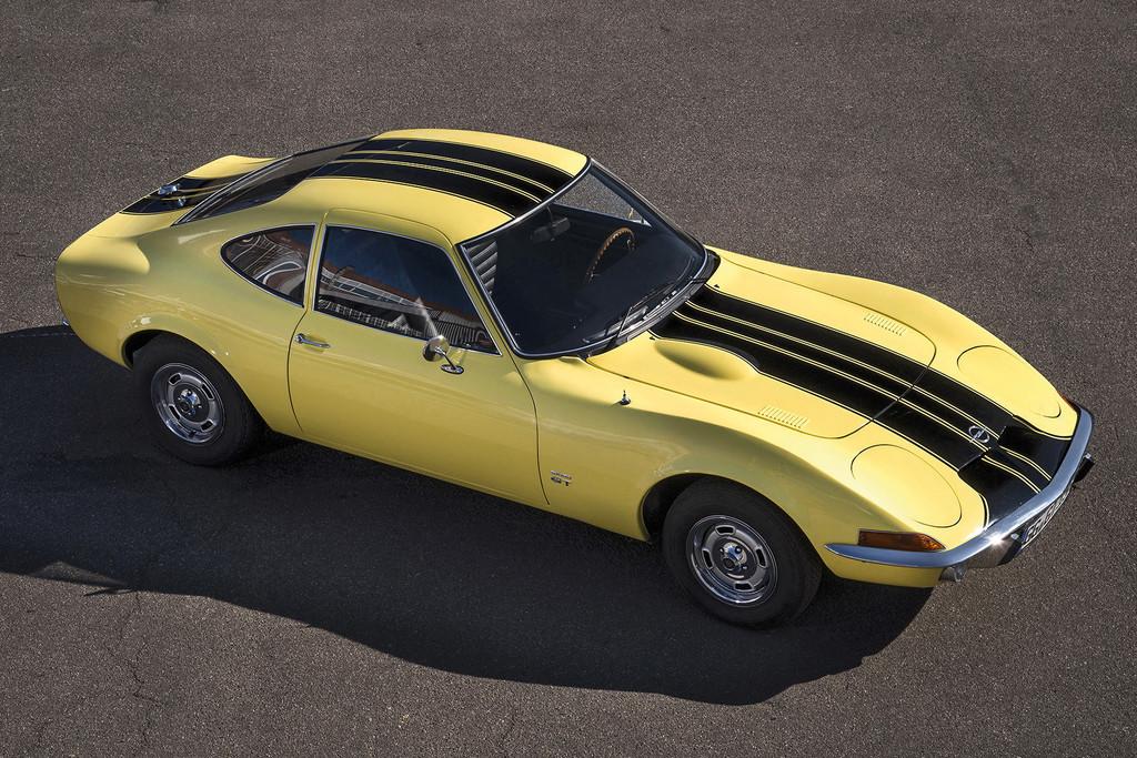 Opel GT (1968–1973).