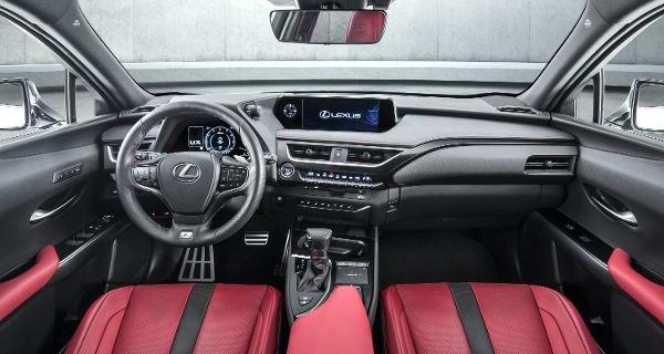 Sportlich, modern mit einem Hauch von Luxus: Der Innenraum des neuen Lexus UX lässt kaum Wünsche offen.