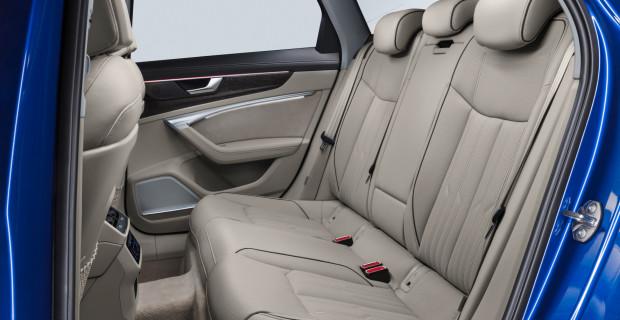 Reichlich Platz: Audi verspricht für den Avant-Fond Bestwerte im Segment der gehobenen Mittelklasse.