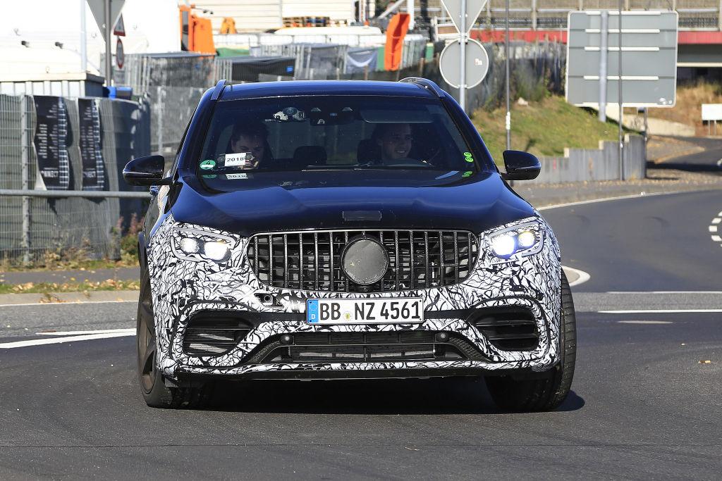 Mercedes-AMG GLC 63.
