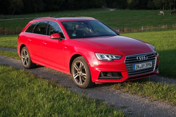 Äußerlich unterscheidet den Gas-A4 nichts von den konventionell angetriebenen Modellen.