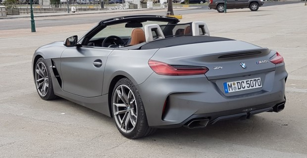 Bmw Z4 Neue Grosse Am Roadster Himmel