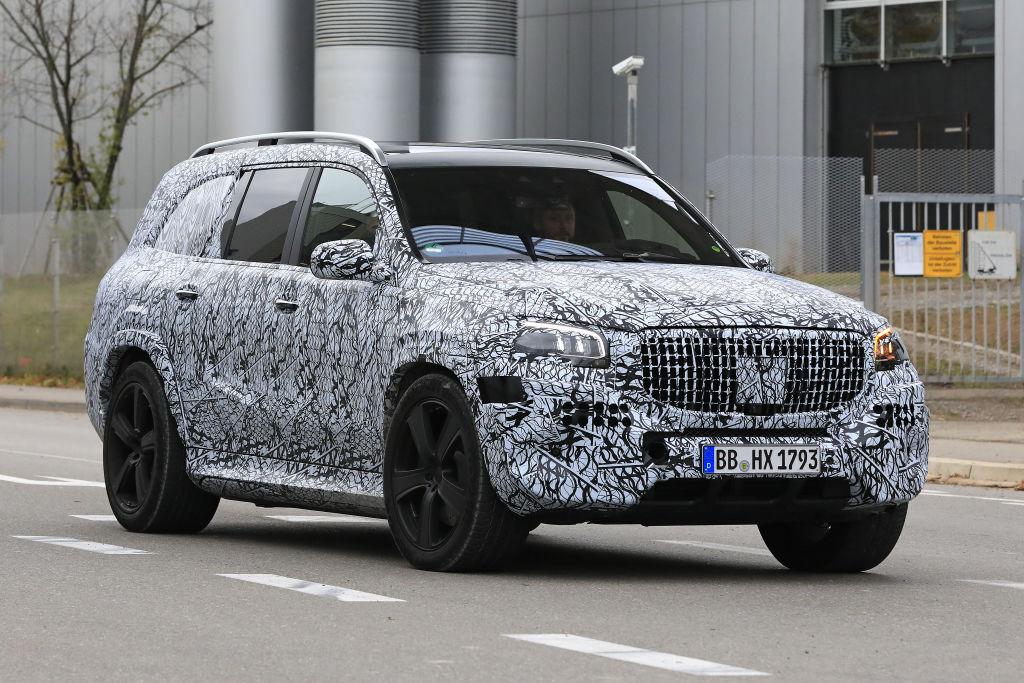Mercedes-Maybach GLS.