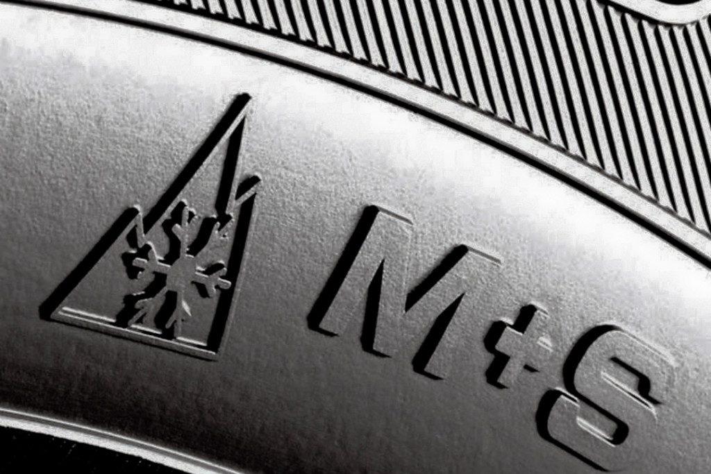 M&S-Reifen (Mud & Snow)