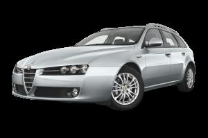 Alfa Romeo Alfa 159 Sportwagon (140)