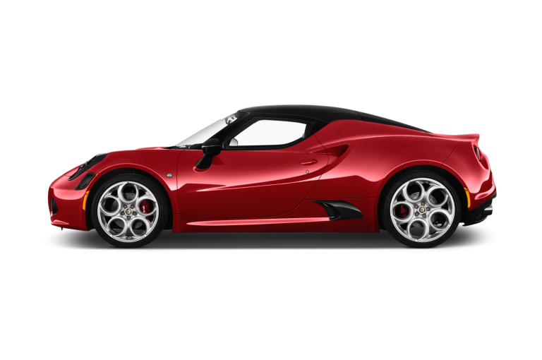 Alfa Romeo 4C Coupé (643)