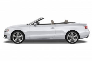 Audi A5 Cabrio (8F7)