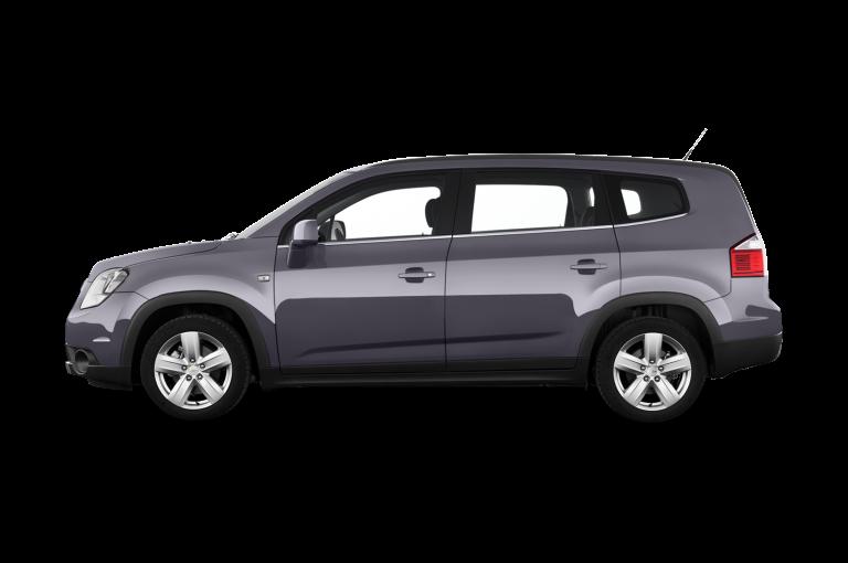 Chevrolet Orlando Van
