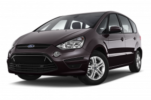Ford S-Max Van (CDR)