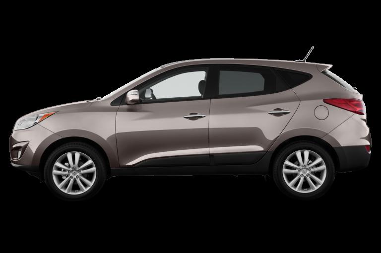 Hyundai ix35 SUV (EL/LM)