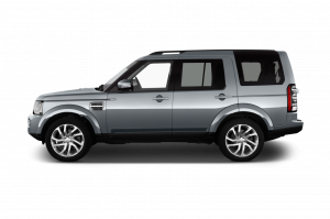 Land Rover Discovery SUV