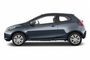 Mazda 2 Limousine (DE)