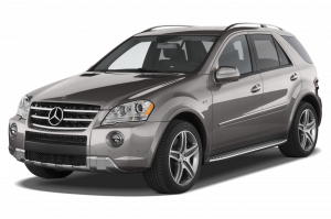 Mercedes-Benz ML SUV (BM 166)